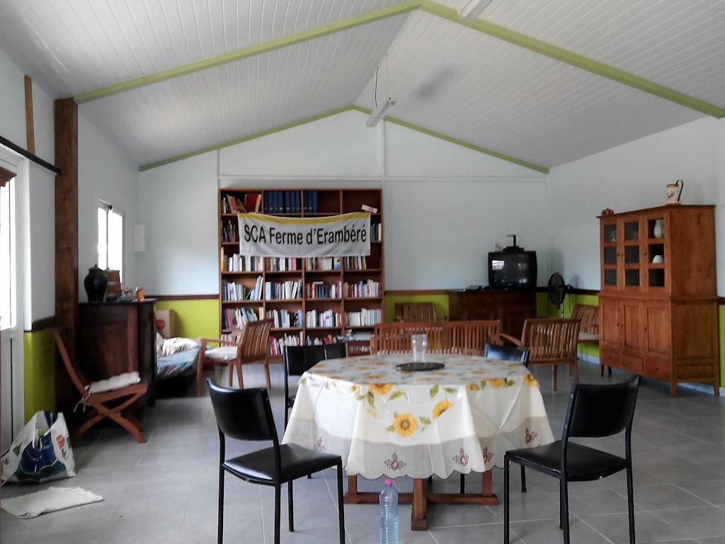 Meuble Salle De Bain Nouvelle Caledonie ~ domaine de la ferme d eramb r studios et bungalow dumb a en