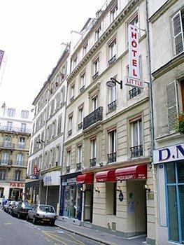 Photos little hotel paris for Little hotels