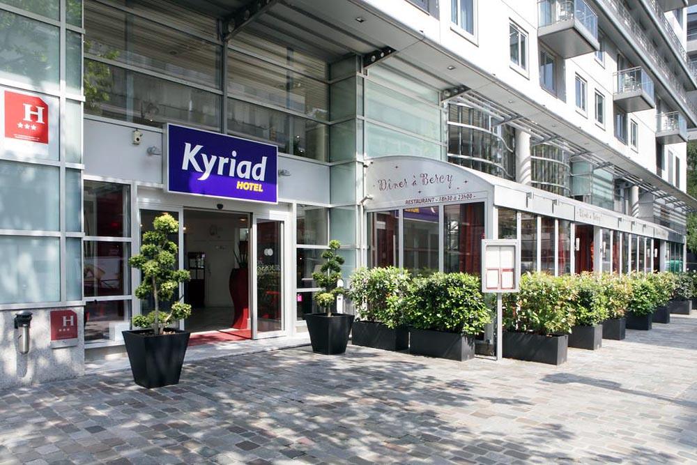 Photos De L Hotel Kyriad Paris Xii Bercy Village
