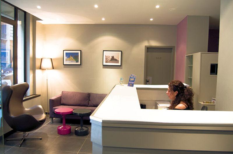 Plan D 39 Acc S De L 39 Hotel Sophie Germain Paris