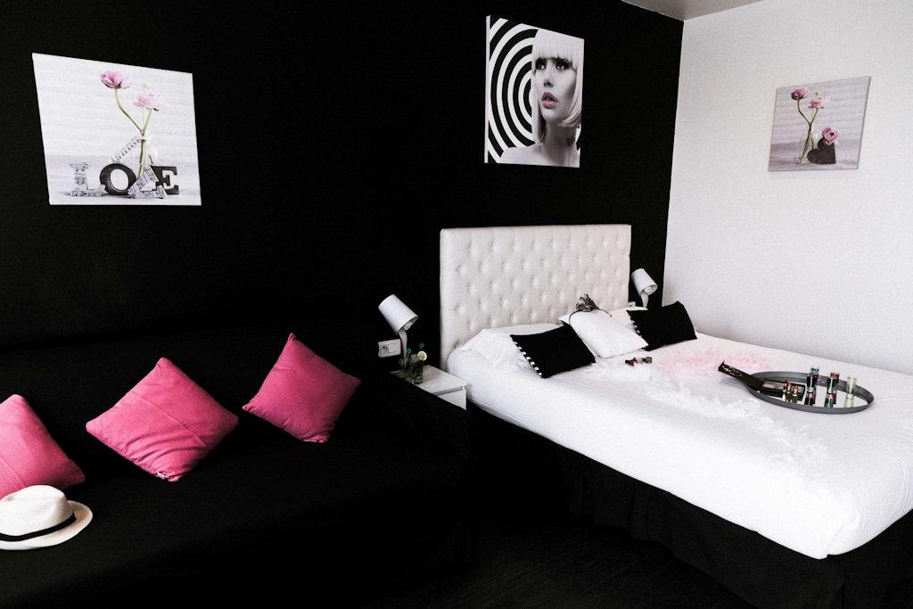 Id al hotel design paris for Design hotel paris 14
