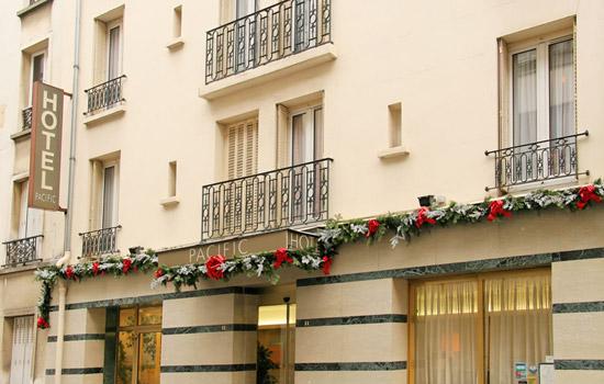 Pacific Hotel Rue Fondary