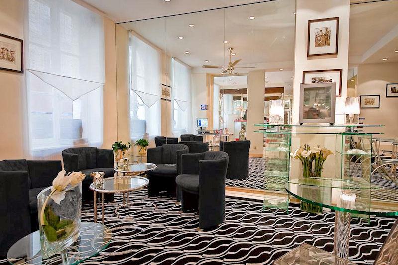 Photos de l 39 hotel ile de france op ra paris for Hotel en amoureux ile de france