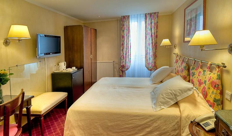Photos de l 39 hotel relais bosquet paris for Standard hotel paris