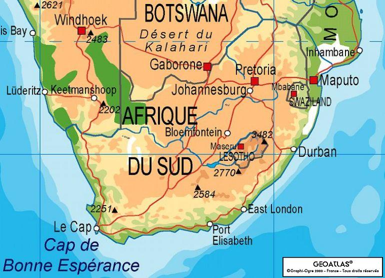 Carte Agriculture Afrique Du Sud.La Question Epineuse Br De L Agriculture