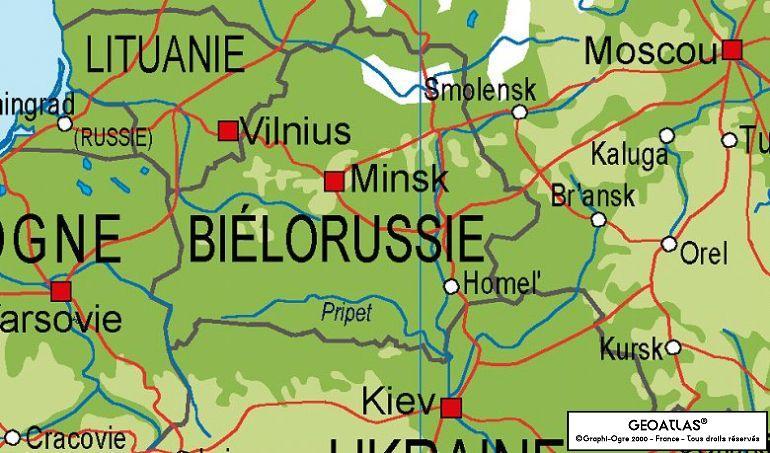 Nucléaire: Moscou et Minsk s'entendent sur la construction d'une centrale en Biélorussie