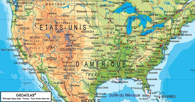carte-usa-ouest-nouvelle-orleans