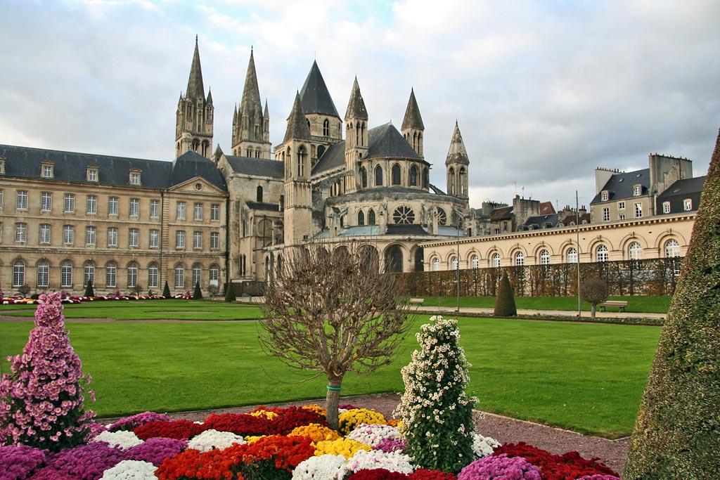 Chambres d 39 h tes l 39 abbaye aux hommes caen et ses environs - Chambre d hote colmar et ses environs ...