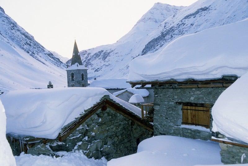 Bonneval sur arc ski informations et enneigement - Office de tourisme de bonneval sur arc ...