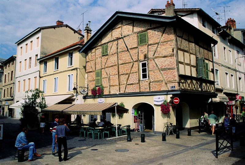 Tourisme bourg en bresse ain for Carrelage bourg en bresse