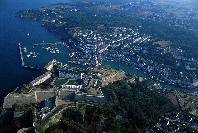 Chambres d 39 h tes citadelle vauban de belle ile le palais - Chambres d hotes le palais belle ile en mer ...