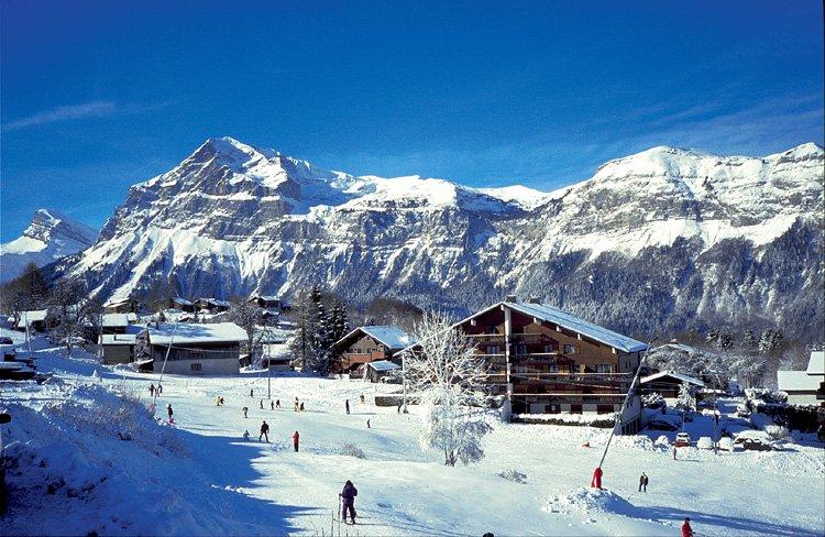 Tourisme aux Carroz d\'Arâches (Haute-Savoie)