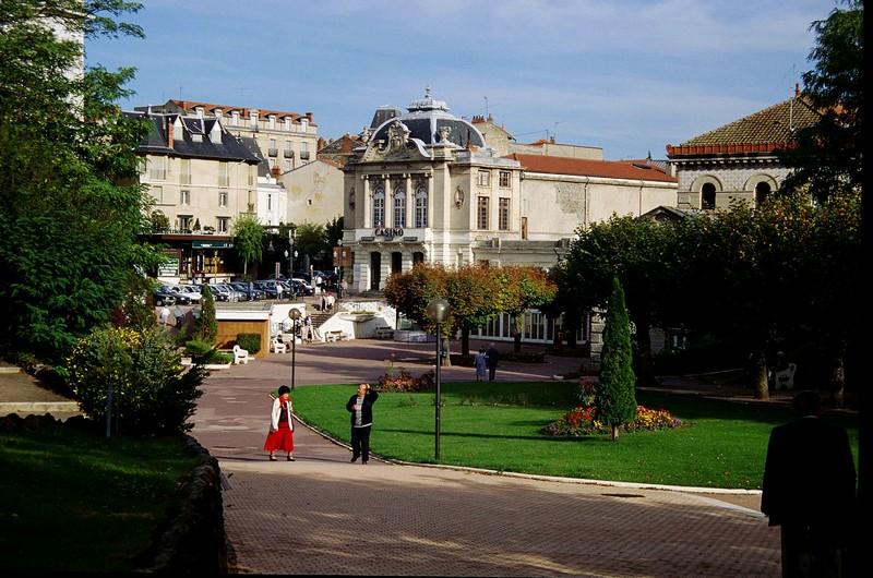 Chatel-Guyon France  City pictures : Tourisme à Châtel Guyon Puy de Dôme