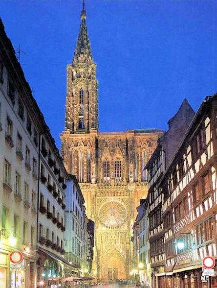 Chambres d 39 h tes la cath drale notre dame strasbourg et ses environs - Chambres d hotes strasbourg et environs ...