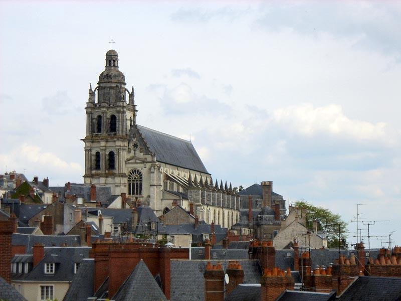 Chambres d 39 h tes la cath drale saint louis blois et ses - Chambres d hotes blois et ses environs ...
