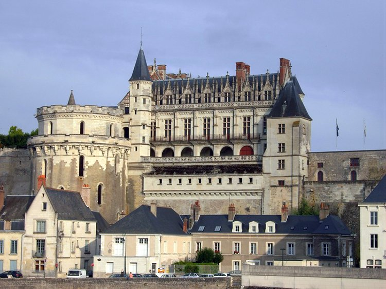 Tourisme amboise indre et loire - Office du tourisme chateau de la loire ...