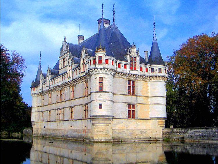 Locations de vacances à proximité du Château d\'Azay le Rideau ...