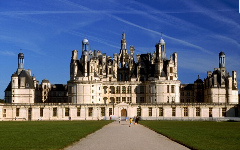 chambres d 39 h tes au ch teau de chambord ch teau de la loire et ses environs. Black Bedroom Furniture Sets. Home Design Ideas