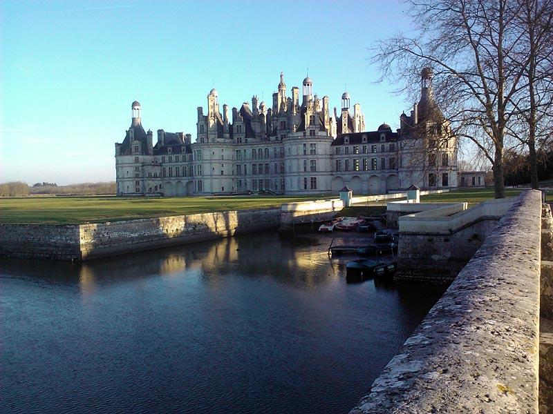 Tourisme chambord loir et cher - Office du tourisme chateau de la loire ...