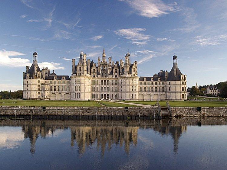 Hotels g tes et chambres d 39 h tes proximit du ch teau for Chambre chateau