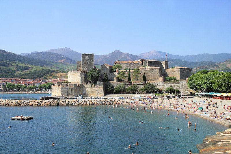 Tourisme collioure pyr n es orientales - Office de tourisme pyrenees orientales ...