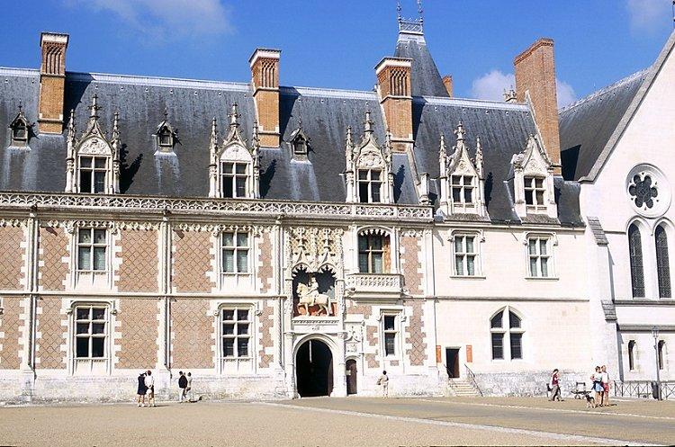 Chambres d 39 h tes proximit du ch teau de blois ch teau de la loire - Chambre d hote chateau de la loire ...