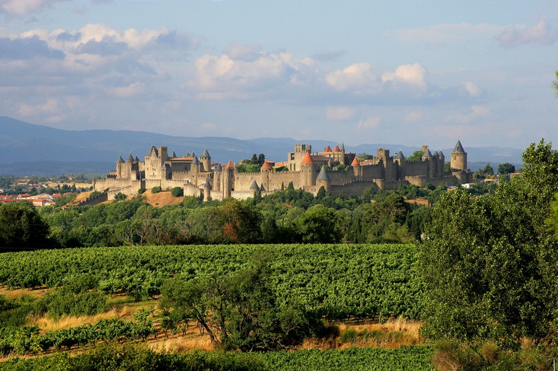 Chambres d 39 h tes citadelle royale cathare carcassonne et for Chambre d hote carcassonne et environs