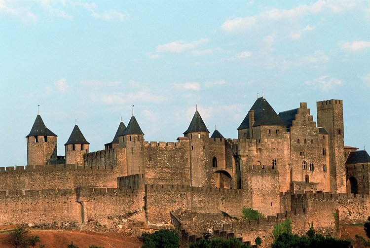 Chambres d 39 h tes citadelle royale cathare carcassonne et - Chambres d hotes carcassonne et environs ...
