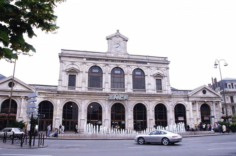 Locations de vacances la gare de lille flandres et ses - Cabinet d ophtalmologie des flandres lille ...