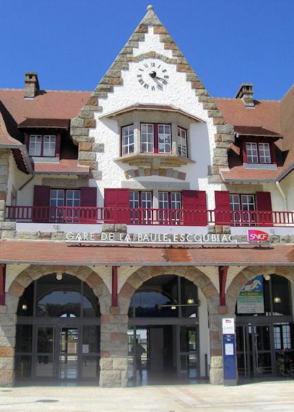 Chambres d 39 h tes la gare de la baule escoublac et ses - Chambres d hotes honfleur et ses environs ...