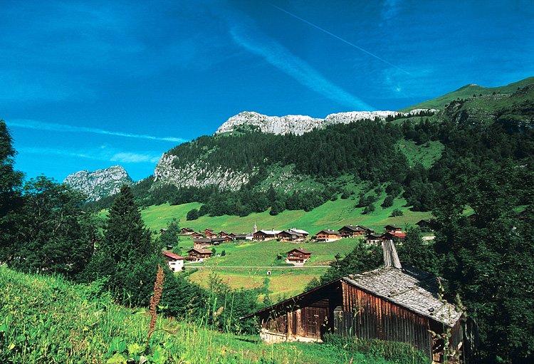 Tourisme au grand bornand haute savoie - Office du tourisme le grand bornand village ...