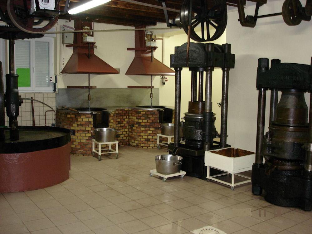 Chambres d 39 h tes l 39 huilerie lepine availles en - Chambre hote chatellerault ...