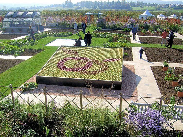 Chambres d 39 h tes aux jardins fruitiers de laquenexy et ses - Jardins fruitiers de laquenexy ...