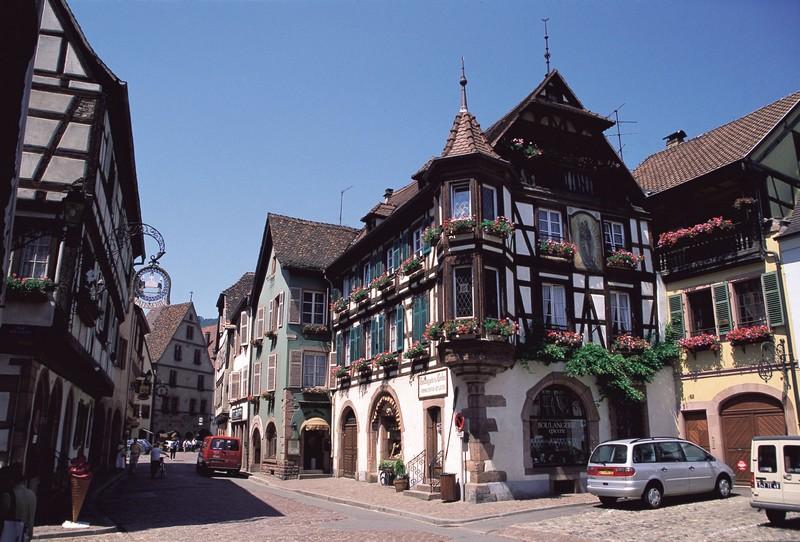 Tourisme kaysersberg haut rhin - Office de tourisme de la vallee de kaysersberg ...