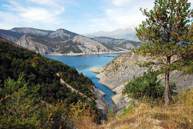 Tourisme savines le lac hautes alpes - Office tourisme montgenevre hautes alpes ...