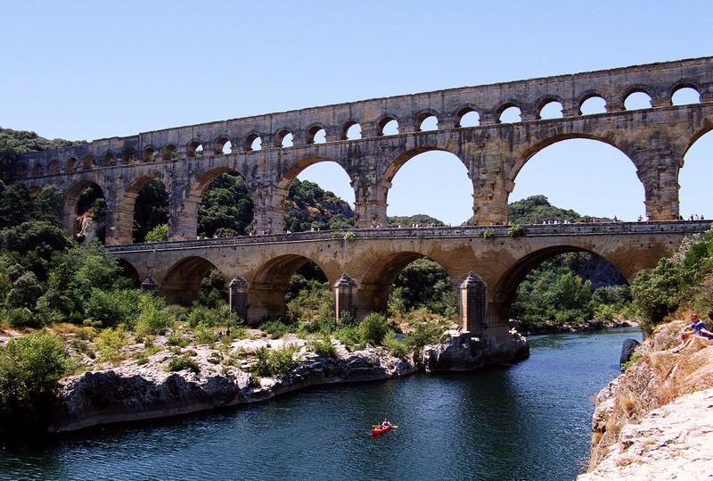 Tourisme vers pont du gard gard - Office de tourisme du pont du gard ...