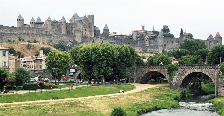 Tourisme carcassonne aude - V and b narbonne ...