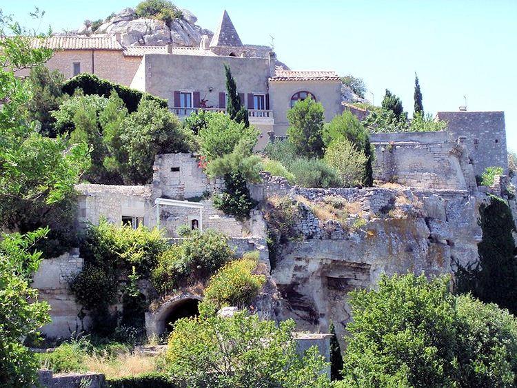 Chambres d 39 h tes aux baux de provence et ses environs - Chambre d hotes les baux de provence ...