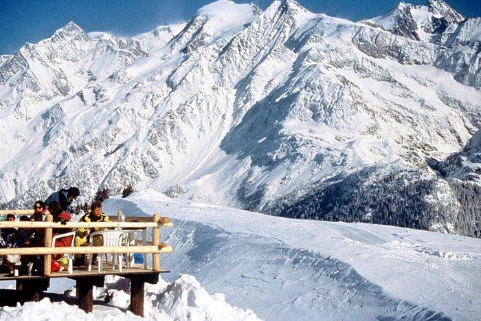 Les contamines montjoie ski informations et enneigement - Contamine montjoie office du tourisme ...