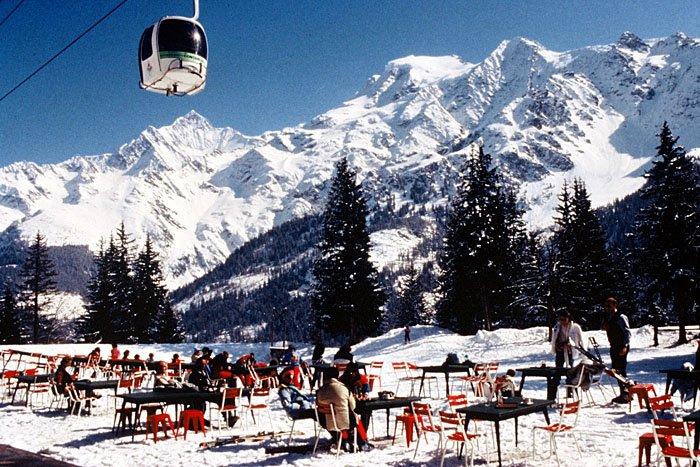 Les contamines montjoie ski informations et enneigement - Office du tourisme les contamines montjoie 74 ...