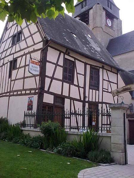 Chambres d 39 h tes la maison victorine aubigny sur n re et - Chambres d hotes colmar et ses environs ...