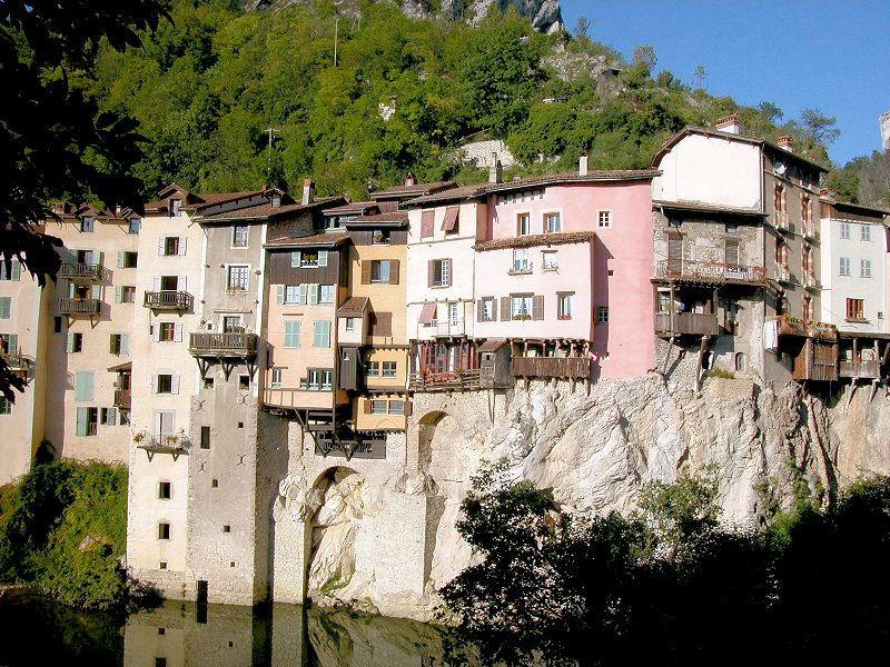 Tourisme pont en royans is re - Office du tourisme la chapelle en vercors ...
