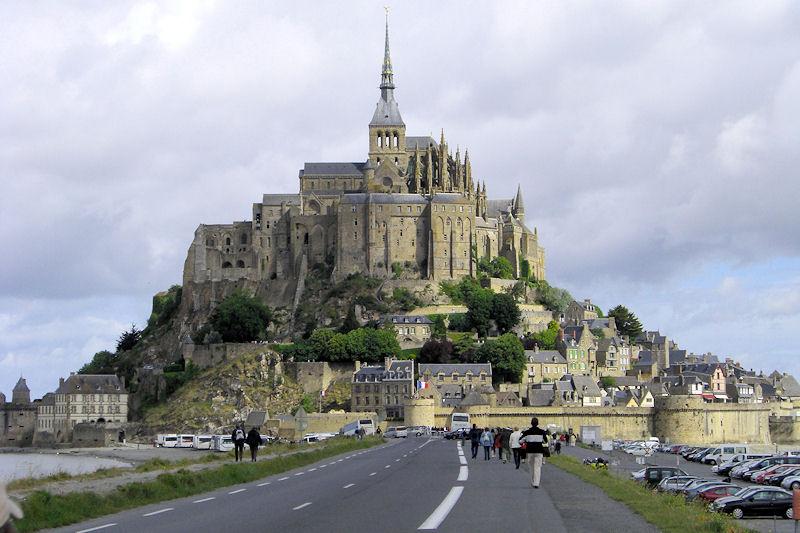 Tourisme au mont saint michel manche for Au jardin st michel pontorson