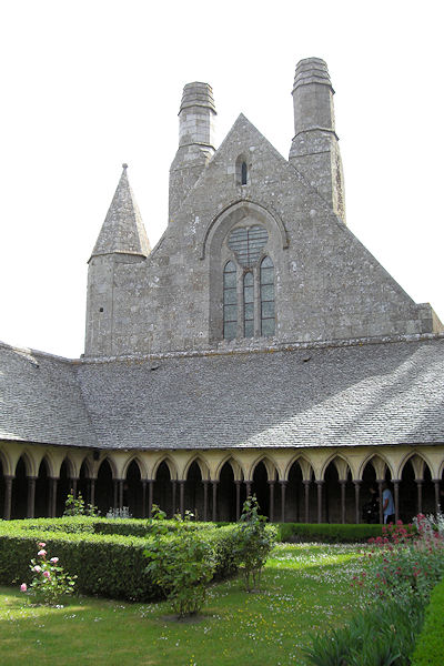 Chambres d 39 h tes l 39 abbaye du mont saint michel le mont - Chambre d hote pres du mont st michel ...