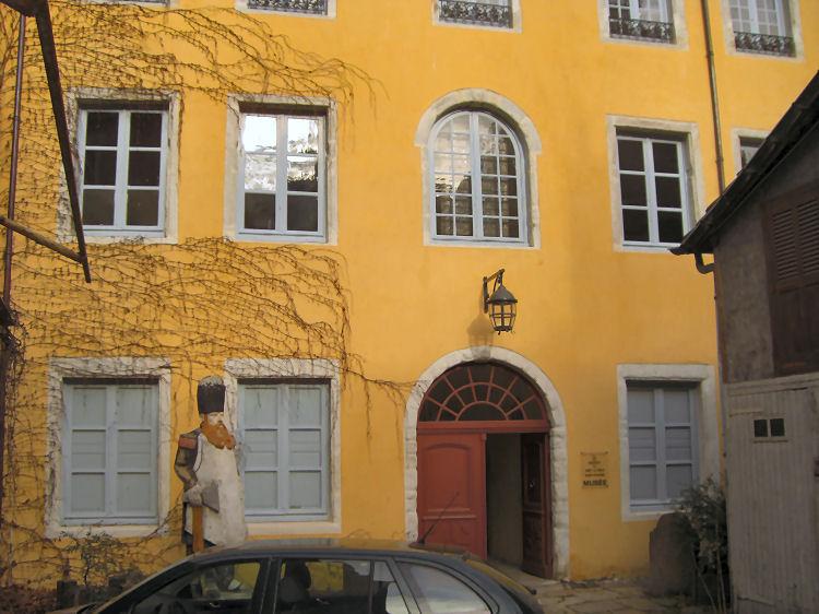 Chambres d 39 h tes au mus e du vieux saint etienne et ses - Chambres d hotes colmar et ses environs ...