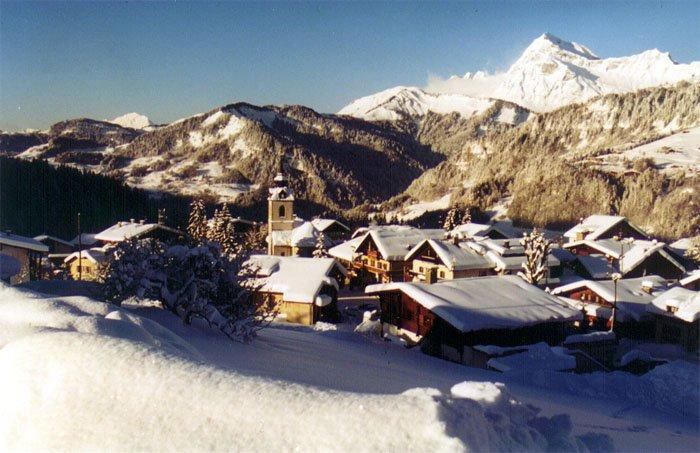 Notre dame de bellecombe ski informations et enneigement - Office tourisme notre dame de bellecombe ...