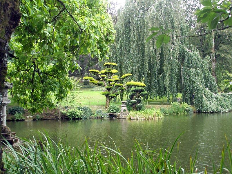 Locations de vacances proximit du parc oriental de for Le jardin oriental de maulevrier