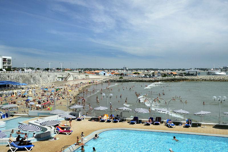 Tourisme royan charente maritime for Hotel appart royan