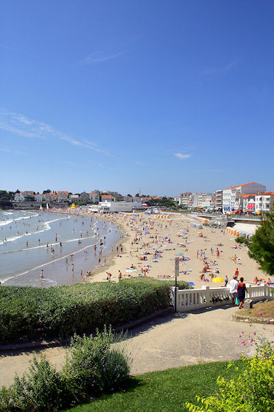Tourism in royan charente maritime for Hotel appart royan