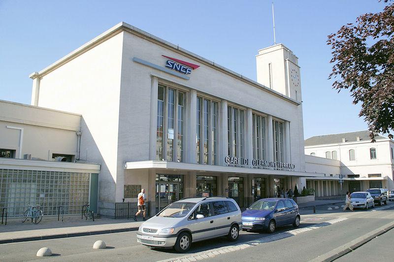 Hotels g tes et chambres d 39 h tes proximit de la gare - Chambres d hotes clermont ferrand et environs ...